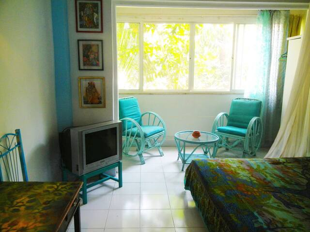 A Colorful Romantic Studio - Pune - Appartement