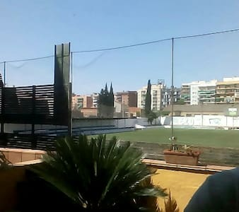 LUXURY LOFT WITH THE BEST BALCON in 30 min of BCN - Loft