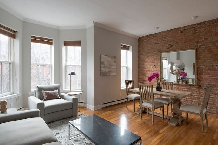Located on one of the most desirable st in Boston