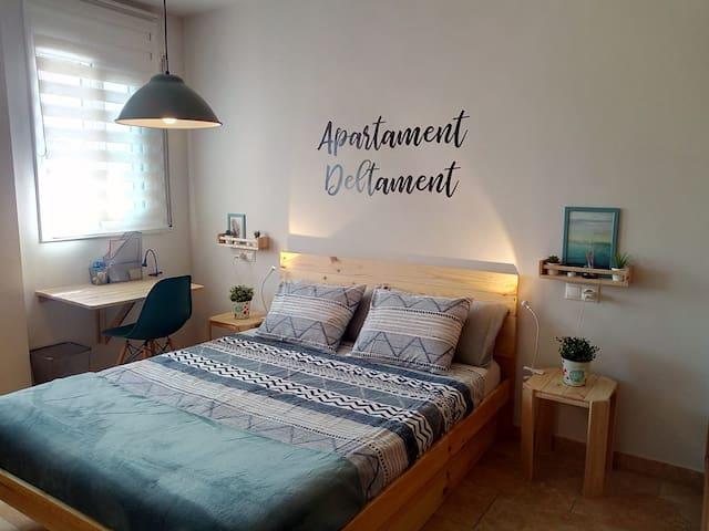 Apartament Deltament @Deltebre