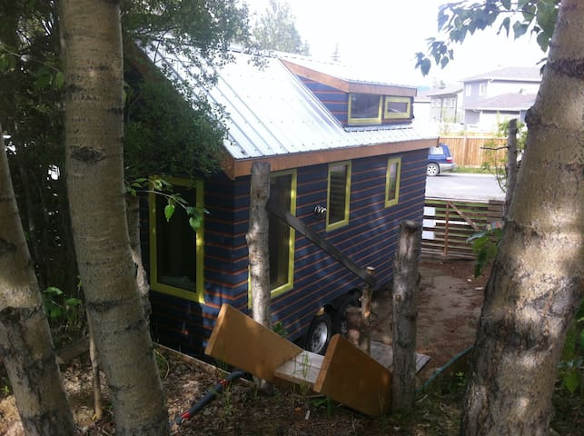 Tiny House in the Trees - Whitehorse - Cabane