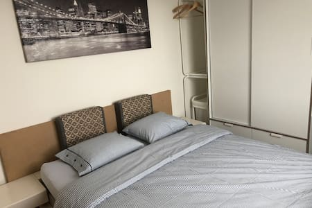⭐Room with lake View⭐Own parking⭐30min from Zurich