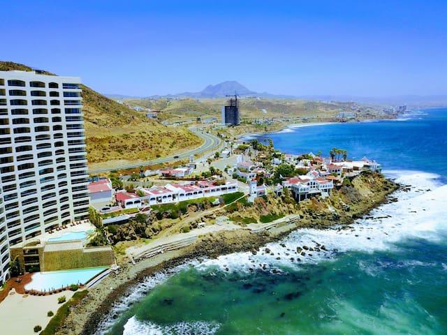 Luxury Condominium, Rosarito, Mexico.....