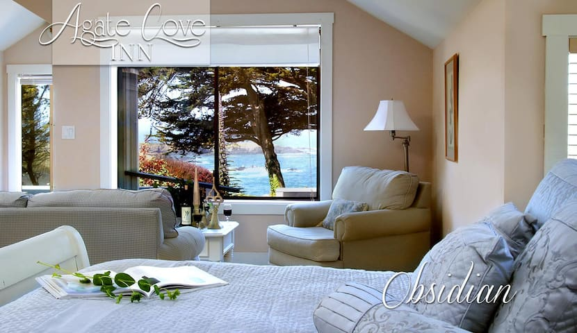 Obsidian -King Suite with Ocean View