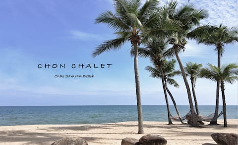 Chon Chalet Beach Front Residence (2bedrooms)
