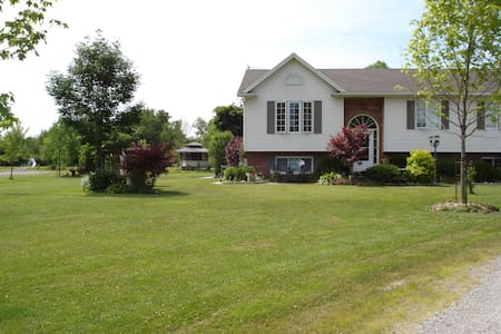 Hunter's Heavenly Haven - Dunnville - Apartament