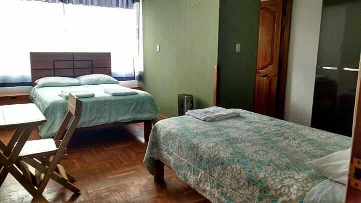 Huayna home - Centro de la ciudad