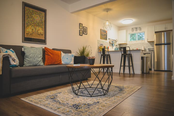 Stylish Home - Walk to South Congress & Downtown!