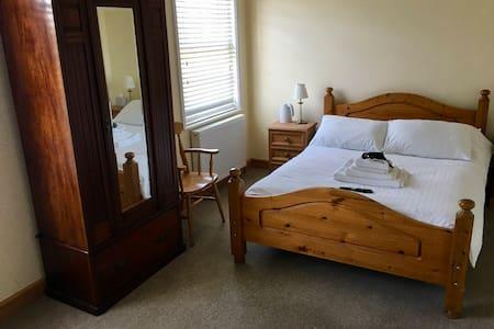 Worstead Festival bedroom