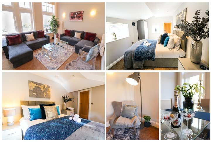 The Apartment On the Royal Parade - Fast Wi-Fi