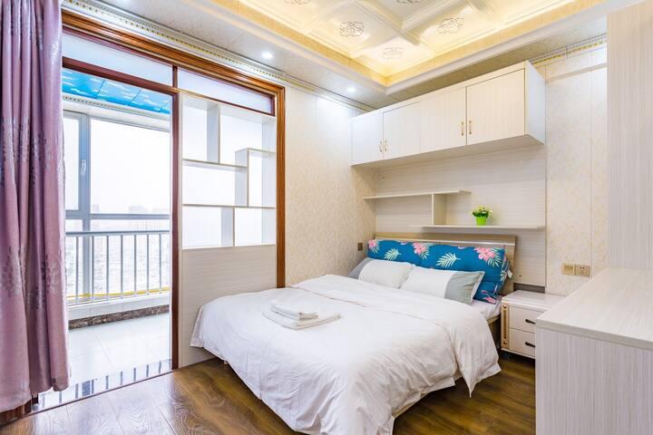 【暖气】中州新贵/金玛特/清新一居室