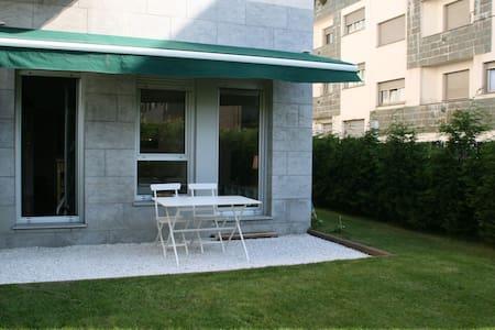 Coqueto apartamento con jardin (Luanco)VUT.1674.AS
