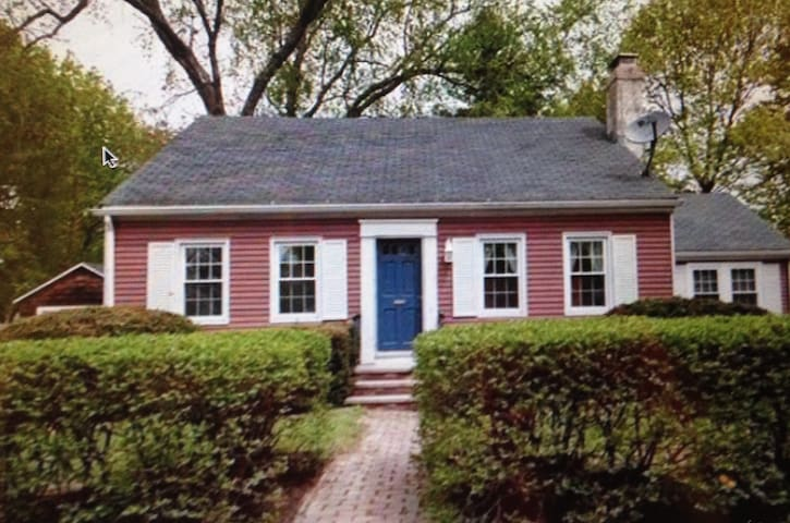 Private Room in Back Cove w/separate entrance - Portland - Hus