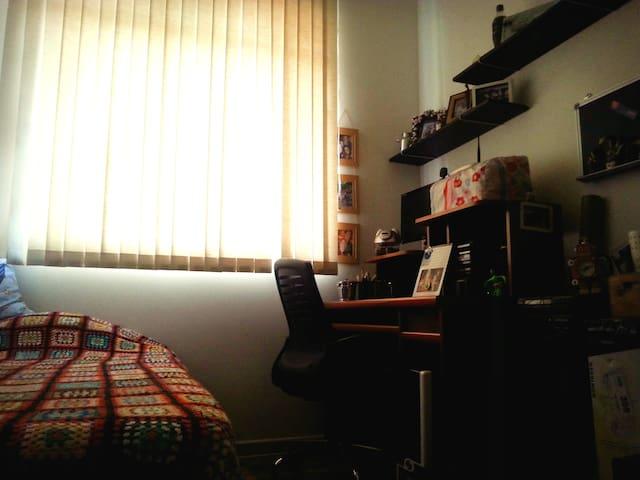 Quarto no centro de Londrina - Londrina - Wohnung