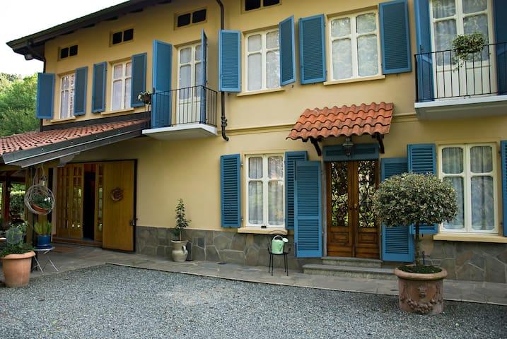 Le finestre sui canali near Turin - Cafasse - Casa