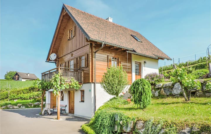 Beautiful home in Feldbach with 1 Bedrooms