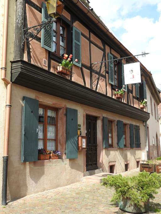 Notre maison alsacienne