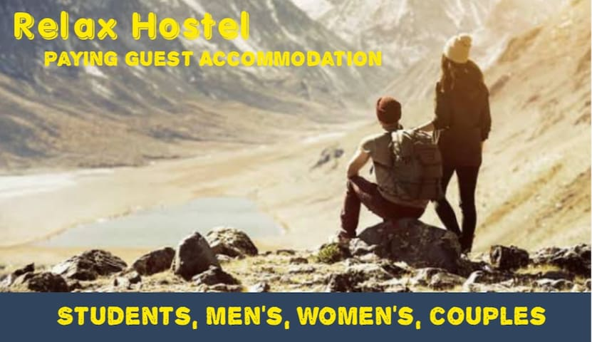 private room with attach bathroom only 600 INR