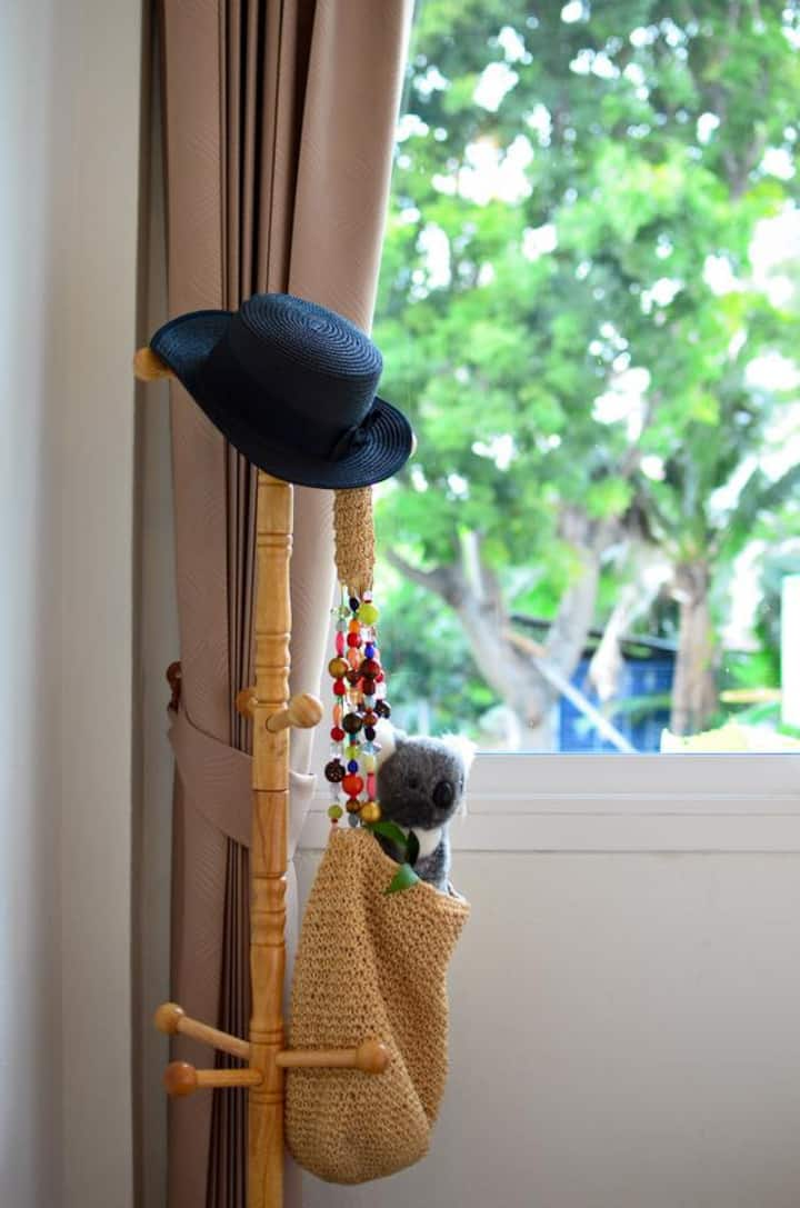 Eco lovely private room/Sukumvit50