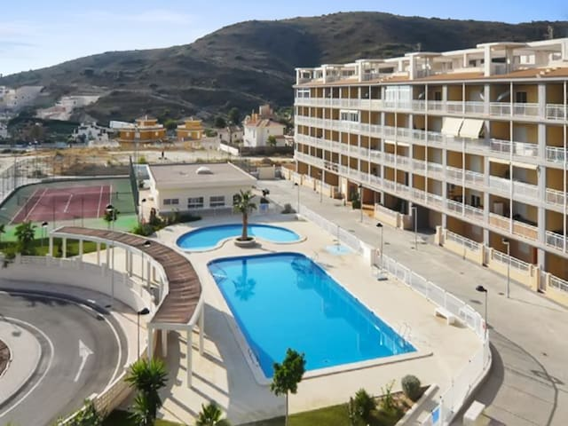 Large flat near beach w/ terrace - El Campello - Apartment