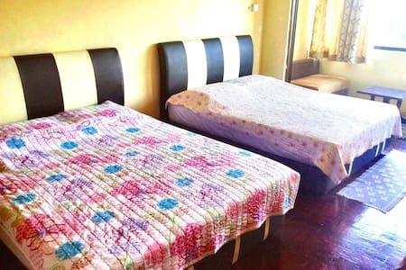 Amazing Mountain View Family Room - Kota Belud - ที่พักพร้อมอาหารเช้า