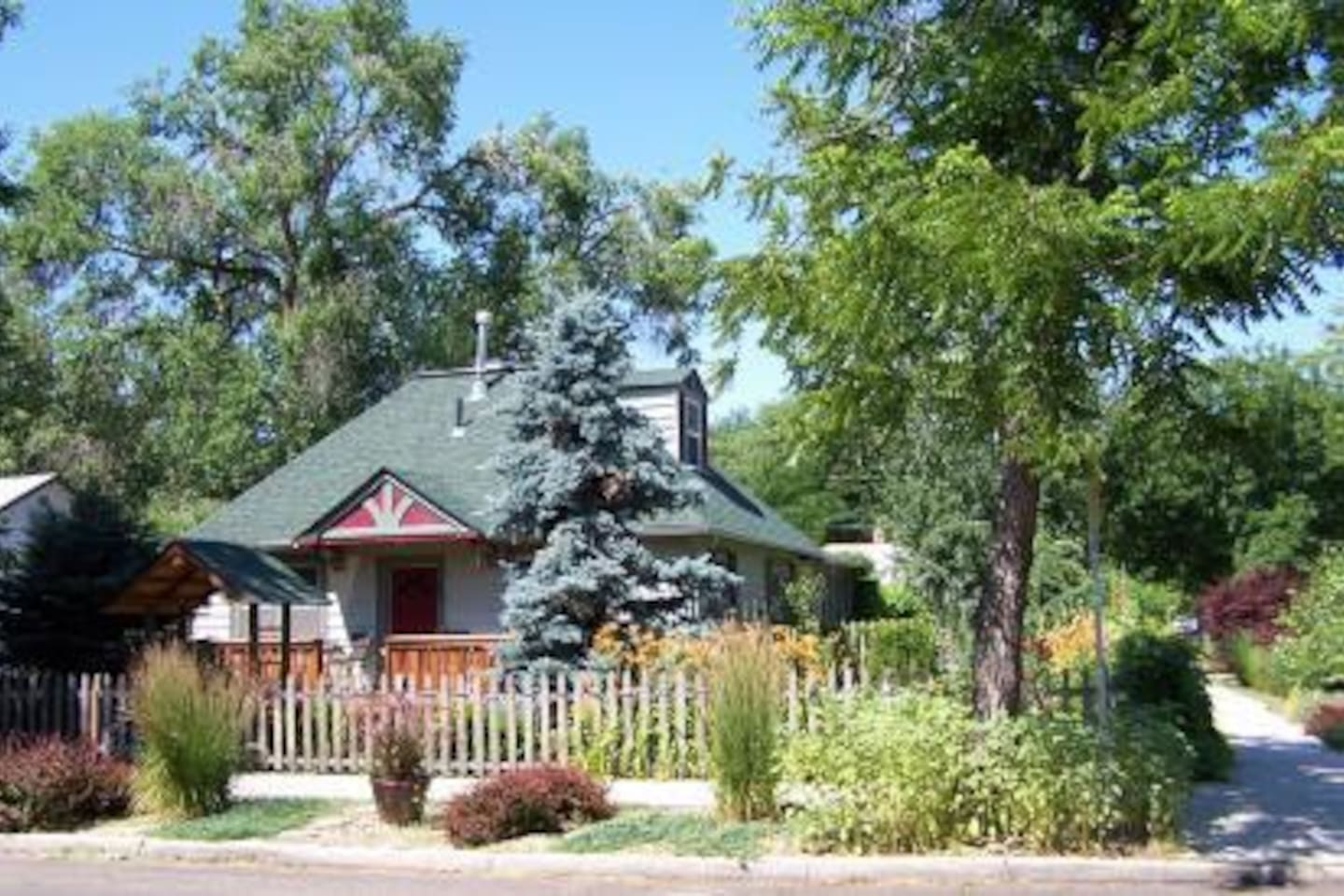 Historic North End Boise home in the best part of town