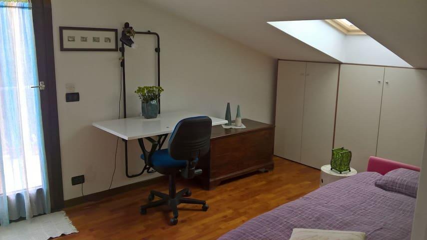 Stanza privata - possibile aggiunta divano letto - Ceggia - Rumah