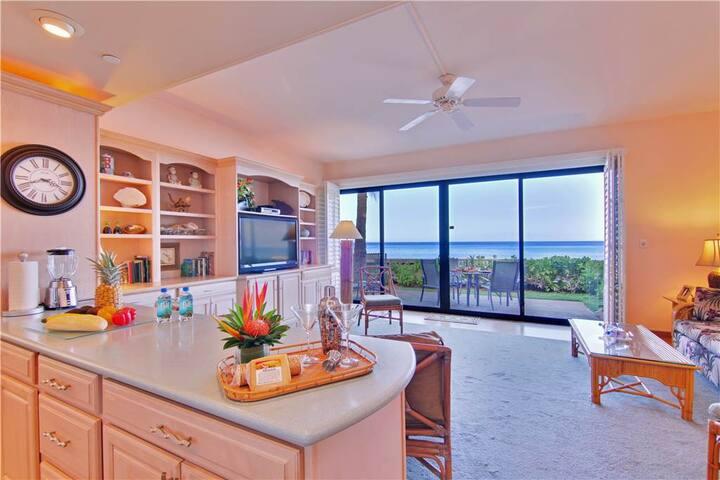 2 Bedrooms Oceanfront