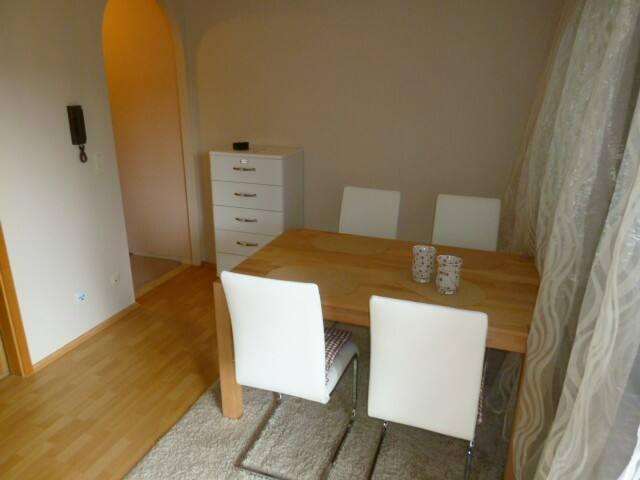 Wohnung mit Balkon in Bad Säckingen