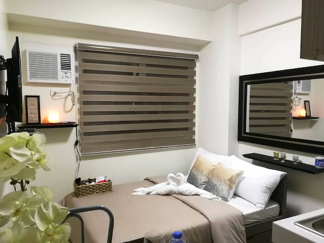 Promo* New Studio-B at EDSA near MRT & SM Megamall