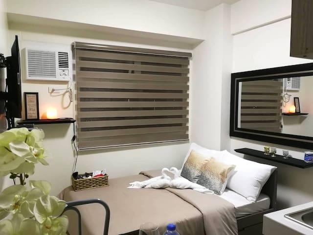 Promo* New Studio-B at EDSA near MRT & SM Megamall