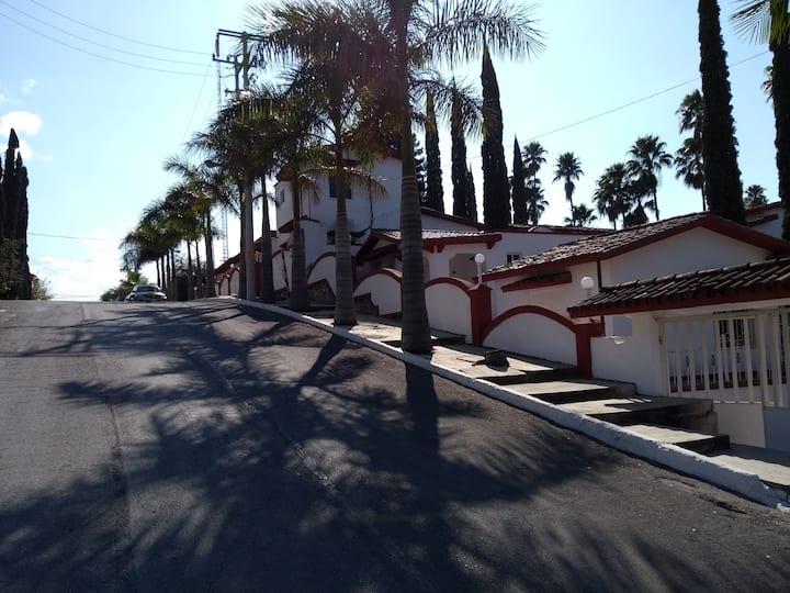 Sección Villas del Peñón del Hotel Panoramico