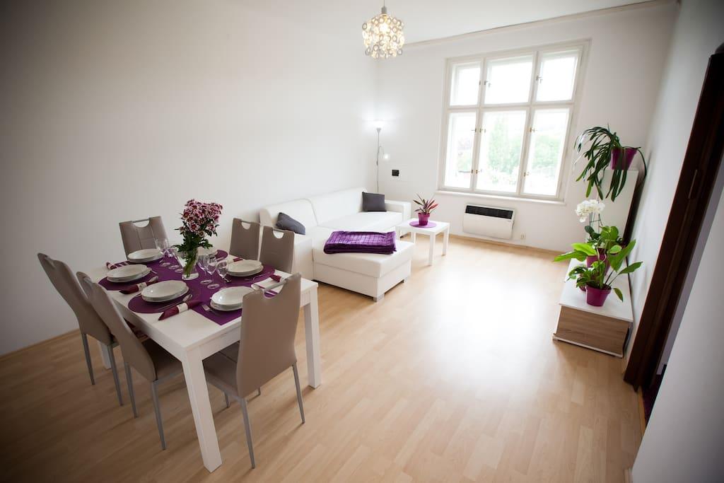 Lovely Riverside Apartment In Prague City Centre