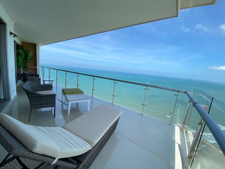 Apartamento en Cartagena - Beach Front