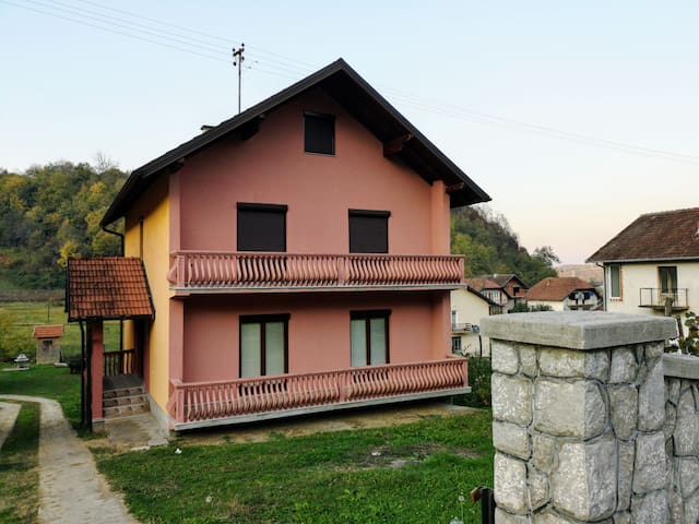 Beautiful house in potocari