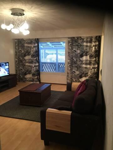 Siisti rivitalokaksio - Modern apartment Keminmaa