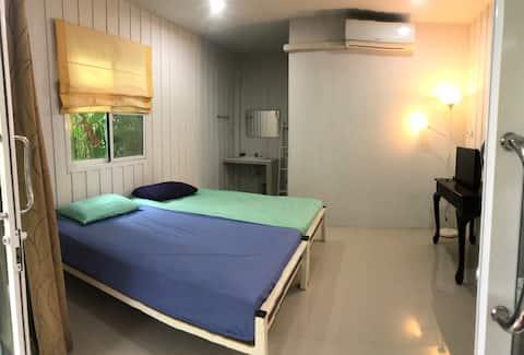 Home made guest house in Kanchanaburi :)