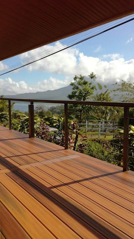 Spacious Balcony Spectacular View - El Castillo - House