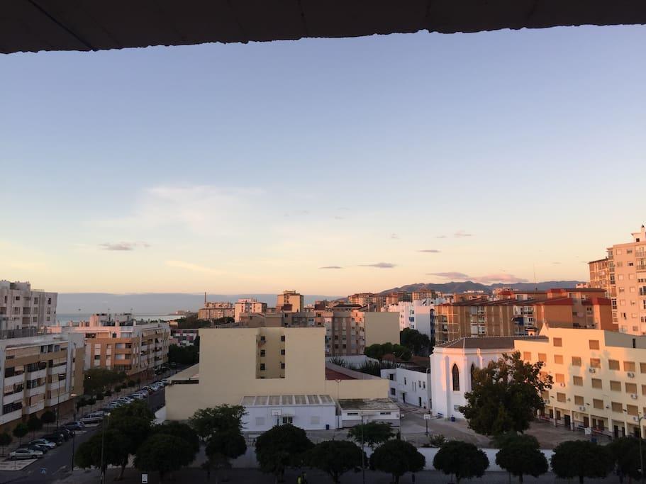 view terrace  / vista terrazza