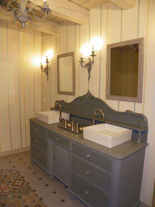 salle d'eau/WC