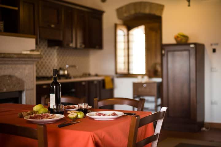 Le Conche  - 2 camere da letto + soggiorno/cucina