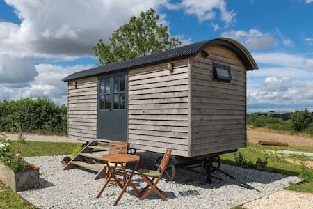 Lower Nill Farm - Luxury Shepherds Hut