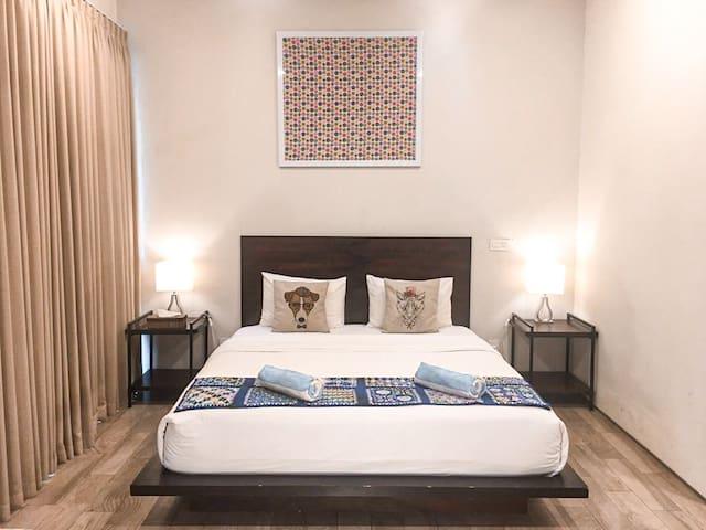 Arwana Room at Kumala Living (near Senayan)