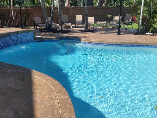 VILA LION 1 . . DREAMERS PARADISE - Fort Lauderdale - Villa