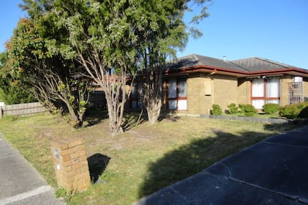 Room with 2 single beds. - Narre Warren - Bed & Breakfast