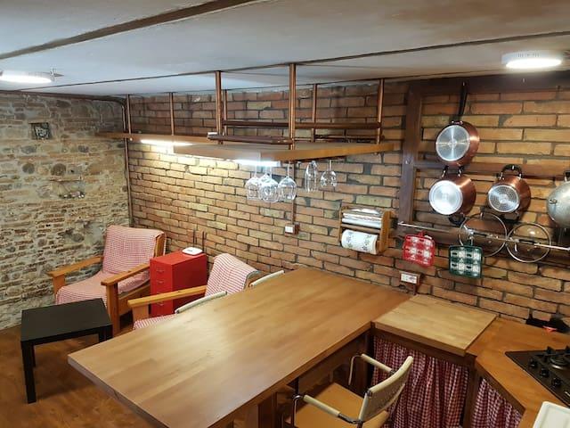Grazioso mini loft nel pieno centro storico