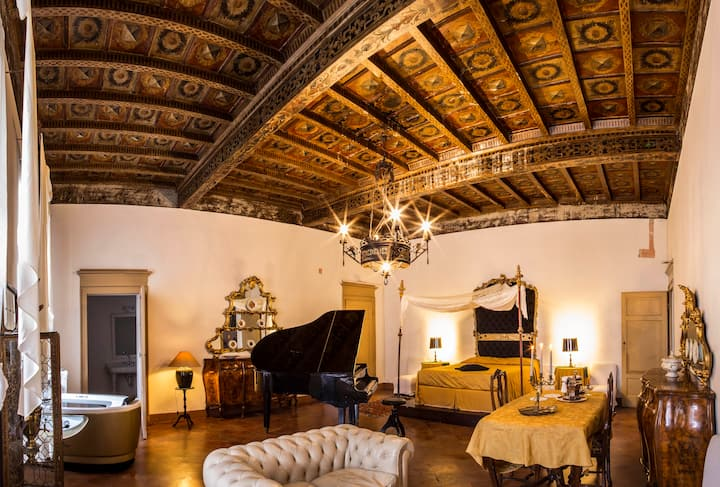 Castello del Capitano B&B Suite Gran Duca