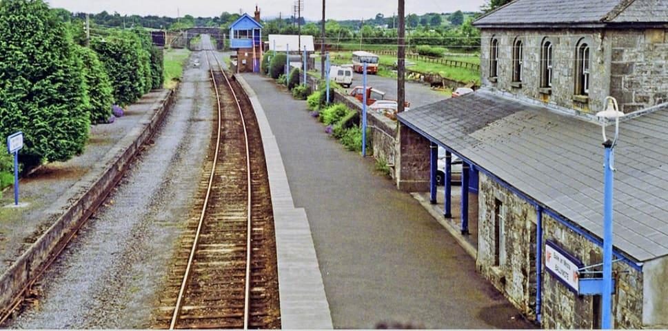 Ballymote train Station
