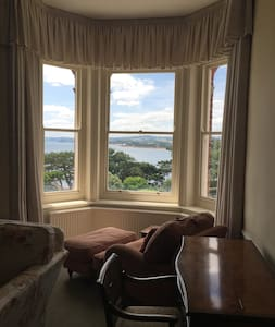 Spacious seaside apartment set in Georgian Terrace - Exmouth - Apartmen