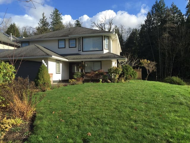 Beautiful, Relaxing Getaway for Family and Friends - Langley - Casa
